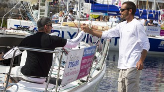 2014 - Solitaire du Figaro - Plymouth