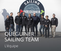 Quéguiner Sailing Team